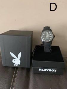 Playboy D