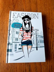 Notebook fashion 1
