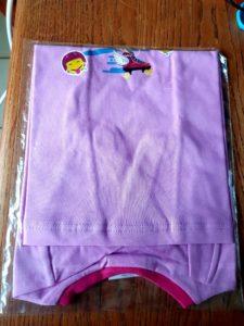 T-shirt mauve SL 2